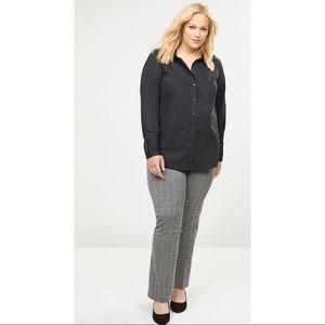 LANE BRYANT | NWT Girlfriend Button Up Shirt